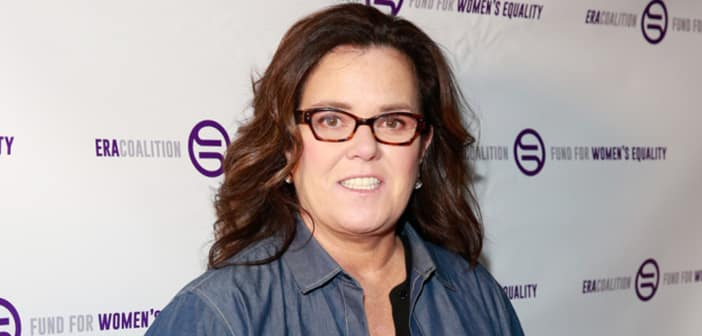 Rosie O'Donnell Joins Cast For Showtime Series 'SMILF'