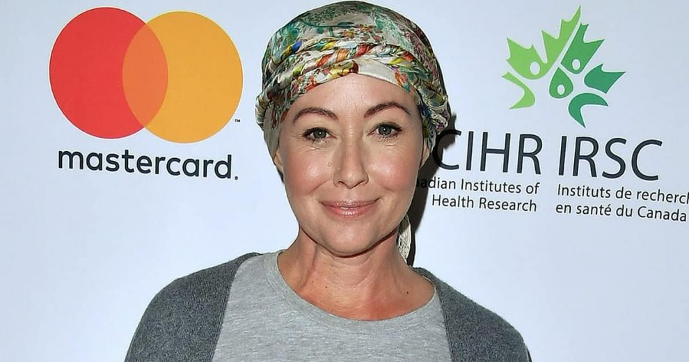 Shannon Doherty Begins First Round Of Radiation Treatments