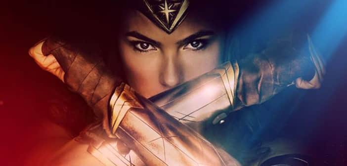 WONDER WOMAN - Official Trailer and Poster Debut 1