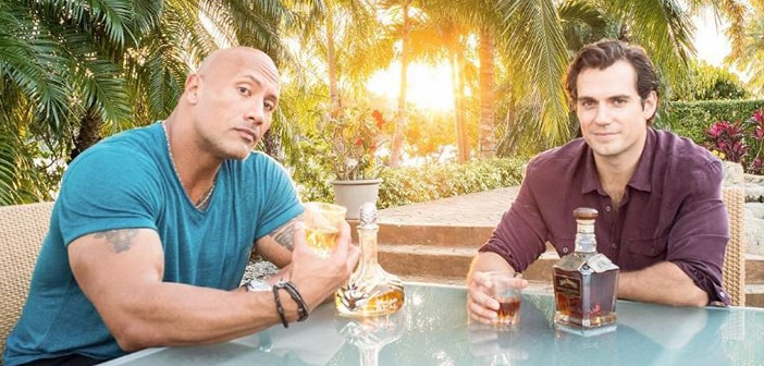 Dwayne Johnson And Henry Cavill Tease Superman vs Black Adam Clash