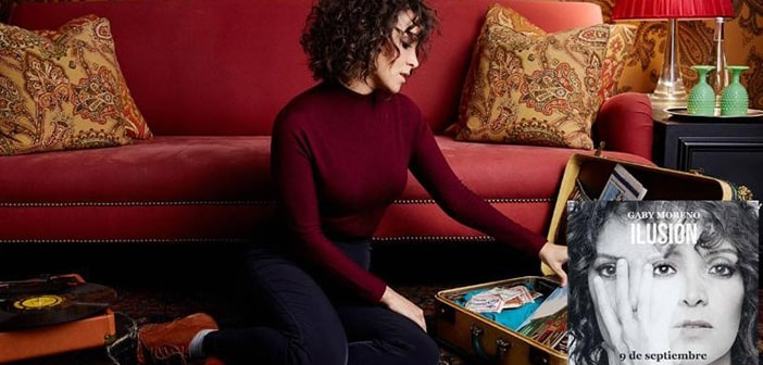SESAC's GABY MORENO Nominated At The 2017 GRAMMY® Awards For Her Album ILUSIÓN