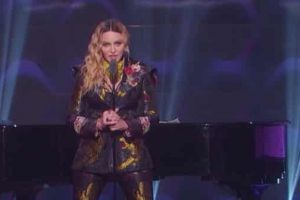 Lady Gaga Seemingly Buries Hatchet With Madonna To Congratulate Her On Her Inspiring Billboard's Women in Music Speech