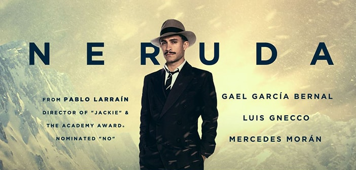 NERUDA Becomes Winner of four 2016 FENIX AWARDS including Best Picture 1