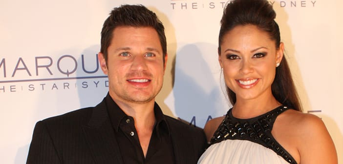Vanessa and Nick Lachey Welcomed Their Third Child Just In Time For Christmas