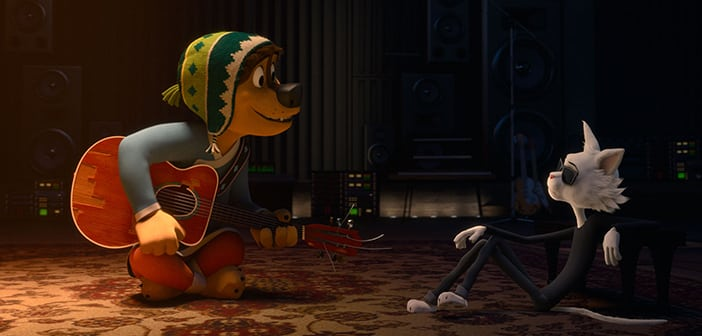 New Trailer for ROCK DOG starring Luke Wilson and Eddie Izzard 2