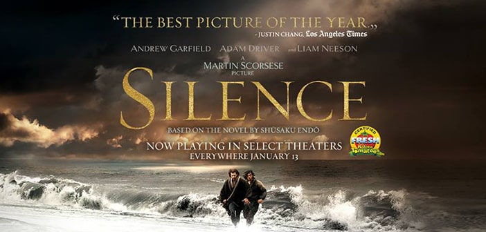 CLOSED--SILENCE - Promotional Screening Giveaway 2