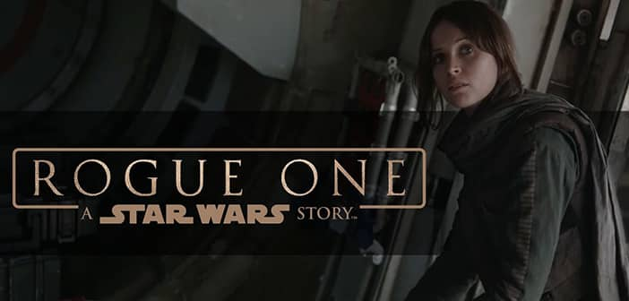 CLOSED-- ROGUE ONE - Advance Screening Giveaway 1