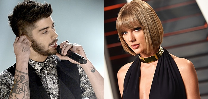Taylor Swift Teams With Zayn Malik To Make 'Fifty Shades' Theme 'I Don't Wanna Live Forever'