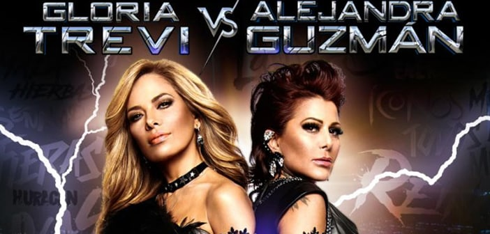 Today Starts The Presale Vip Of The Expected Concert Of Gloria Trevi Vs Alejandra Guzman 2