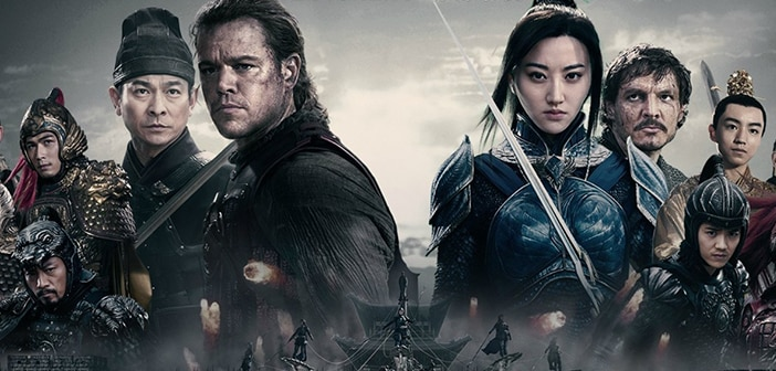 "Matt Damon Speaks Up Against  White Washing Accusation For  ""Great Wall"" Role"