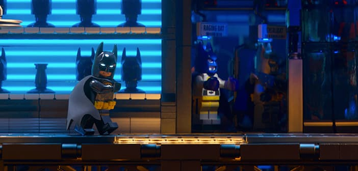 THE LEGO BATMAN MOVIE - Extended TV Spot