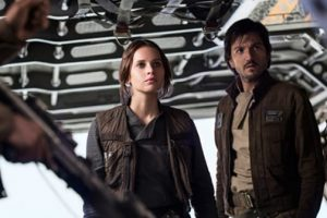 Star Wars Strikes Again In Holiday Sales As 'Rogue One' Leads In Weekend Box Office