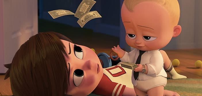 THE BOSS BABY - Official Trailer Released 2