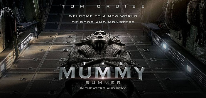 THE MUMMY | Watch the Tease & See The Poster 2