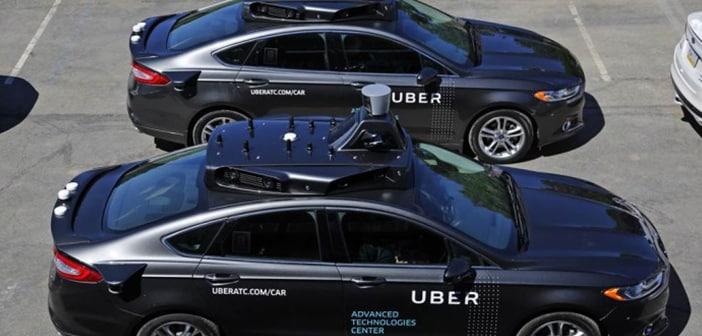 California DMV Shuts Down Driverless Ubers After First Day Trials