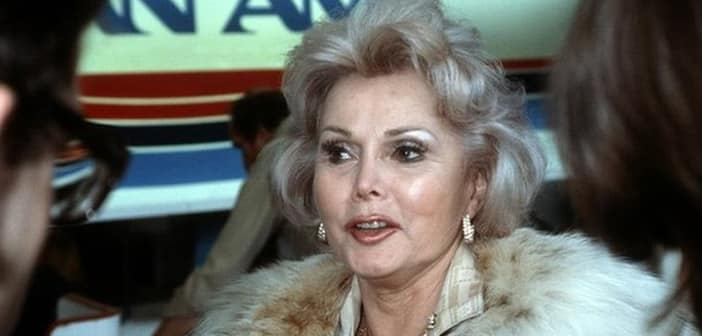 Legendary And Beloved Actress Zsa Zsa Gabor Dies At Age 99