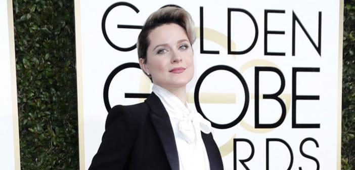 Evan Rachel Wood Decides To Boycott Dresses At Golden Globes