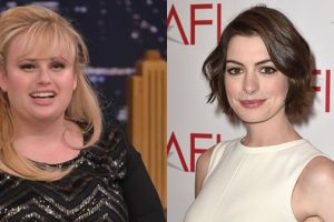 Anne Hathaway & Rebel Wilson Allegedly Joining All Female Remake Of Dirty Rotten Scoundrels