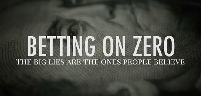 Betting On Zero