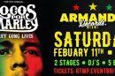 Save The Date: Locos por Juana celebrate their annual Locos por Marley Festival at Armando Records! 3