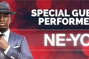 Multi-Platinum Recording Artist NE-YO to Perform at the 2017 Honda Battle of the Bands 1