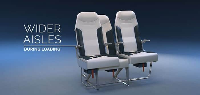 New Airline Innovation Might Ease Comfortability On-board Flights With Empty Seats