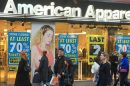 American Apparel's 110 Nationwide Stores Begin Shutting Down For Good