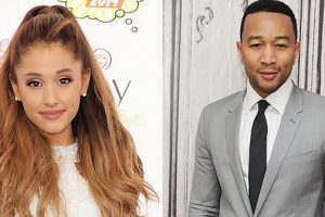 John Legend and Arianna Grande Recruited To Cover Feature Track On 'Beauty and The Beast' Soundtrack 1