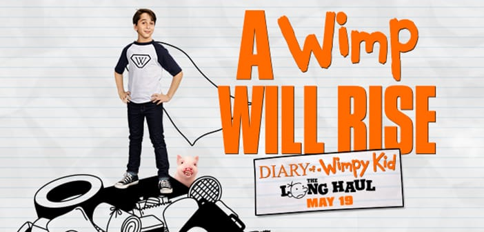 Image result for Diary of a Wimpy Kid: The Long Haul poster