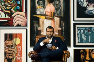 GET OUT Art Gallery - In Theaters February 24 3