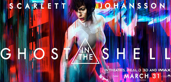GHOST IN THE SHELL – Advance Screening Giveaway