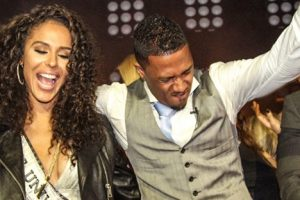 """Nick Cannon And Brittany Bell Welcome Baby Boy """"Golden"""""""