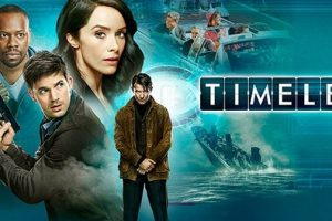 NBC In Heavy Talks About Renewal Deal For A 'Timeless' Season 2