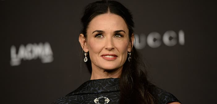 Recurring Empire Role Will See Demi Moore Return To TV After 14 Years