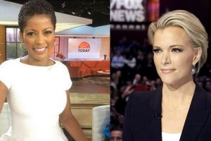 Tamron Hall Steps Down From NBC's 'Today' Panel To Make Room For Megyn Kelly