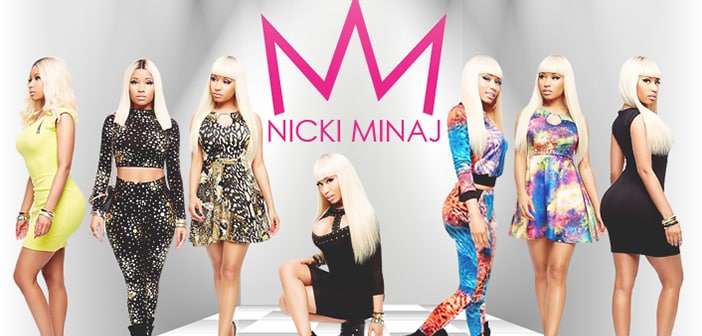 Kmart Quits Hosting Nicki Minaj's Clothing Line After For Significant Lack Of Sales