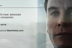 ALIEN: COVENANT - Weyland-Yutani Introduces Walter 2