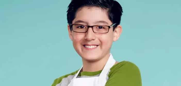 Gonzalo Brings Latin Flavor to MasterChef Junior 3