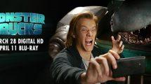 MONSTER TRUCKS - DVD GIVEAWAY