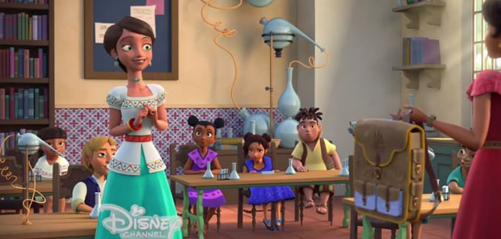 Odette Annable Lends Her Voice To 'Elena of Avalor' As The Lovely And Patient Señorita Marisol