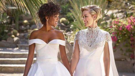 Samira Wiley and Lauren Morelli got married