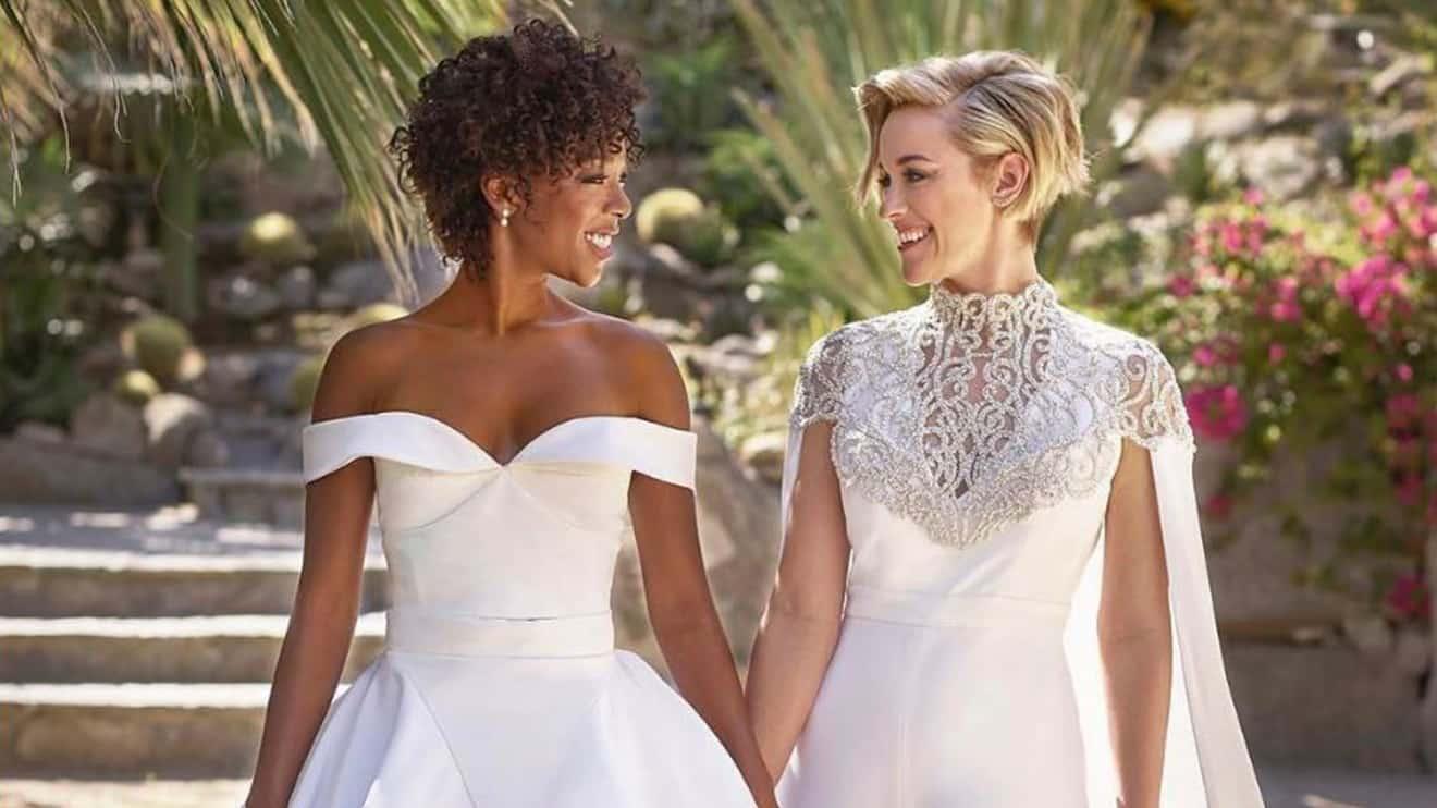 Congrats To Samira Wiley and Lauren Morelli, Stars Of ...