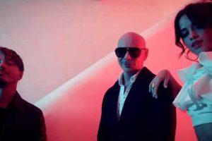 "Fate Of The Furios - Pitbull, J Balvin And Camila Cabello Release ""HEY MA"" 2"