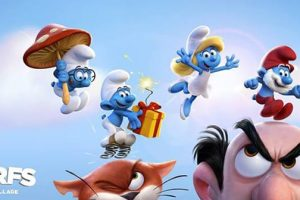 SMURFS: THE LOST VILLAGE - New Meghan Trainor Video! 2