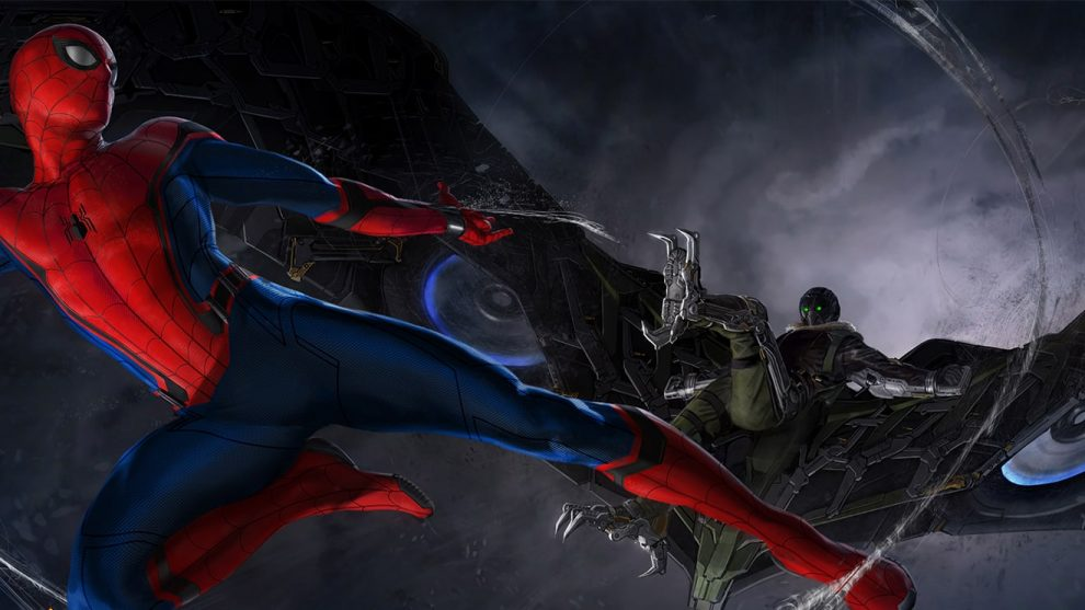 Resultado de imagem para Spider-Man: Homecoming 2017 posters