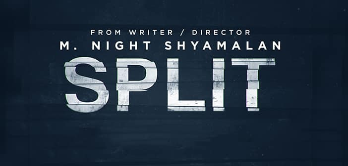 SPLIT - DVD GIVEAWAY
