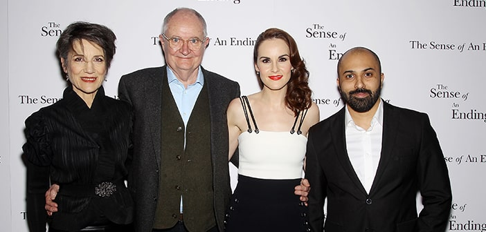 """THE SENSE OF AN ENDING"" - In theaters March 17- NY PREMIERE PHOTOS 3"