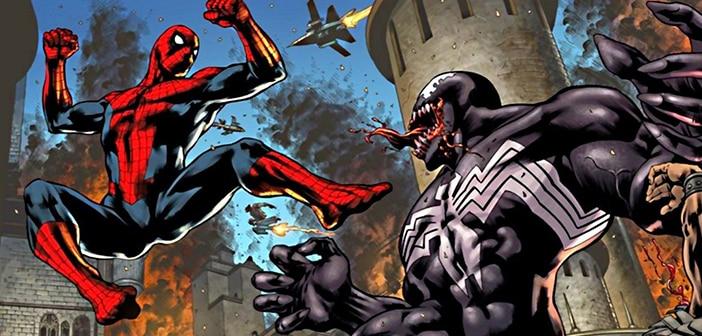 Marvel's Spider-Man Villain Venom Getting Spin-Off Movie Slated For 2018
