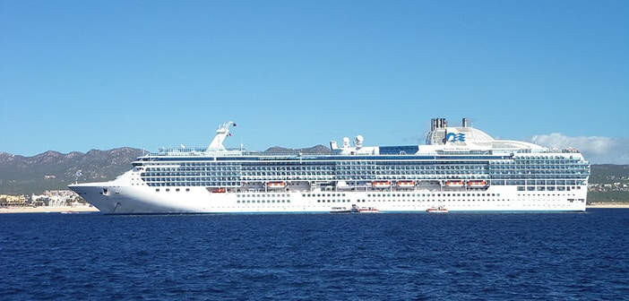 """Cruise Line Begins Promotion For Their Epic """"World Cruise"""" Vacation Around The Globe 2"""
