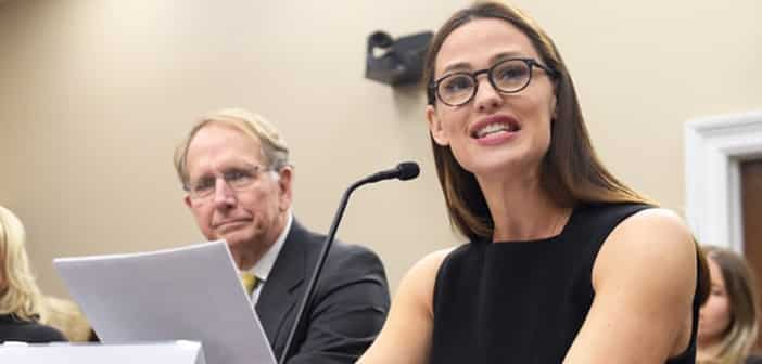 Jennifer Garner Moved To Tears During Committee Meeting To Discuss The Importance Of Childhood Care And Education